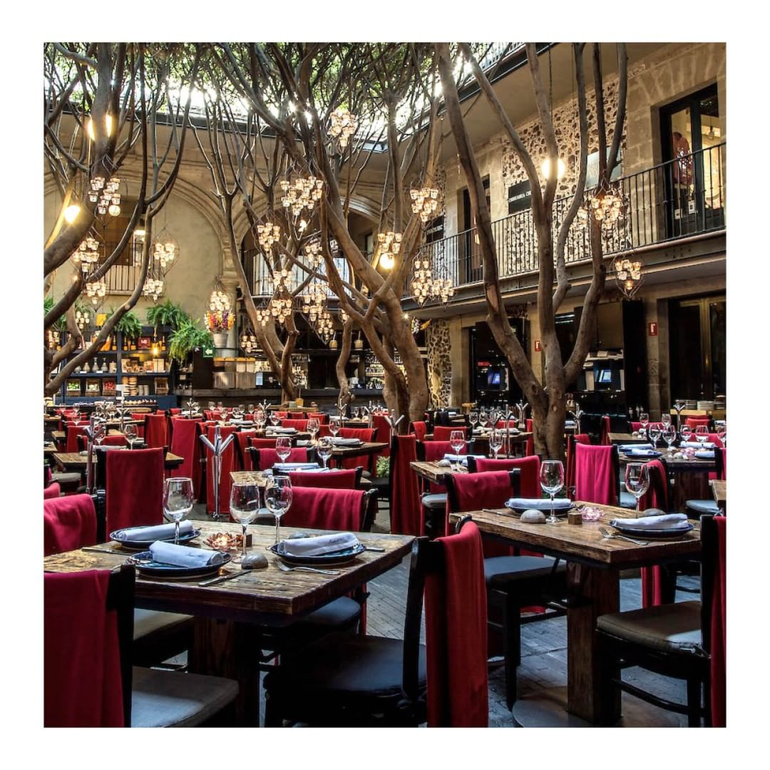 Restaurante Azul Histórico